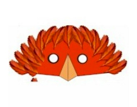 Image of Bird Mask
