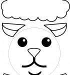paper-plate-lamb-pattern-bw