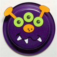 Image of Paper Plate Spin Art