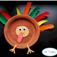 Image of Paper Loop Turkey