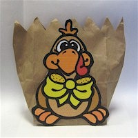 Image of Paper Bag Turkey