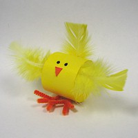 Image of Scruffy Easter Chick