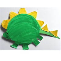 Dragon And Dinosaur Crafts on how to make boat out of cardboard