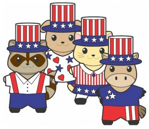 Image of Fourth of July Crafts For Kids