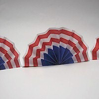 Image of Printable Patriotic Bunting