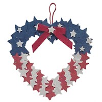 Image of Patriotic Wreath