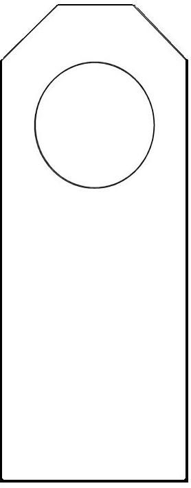pattern-door-hanger