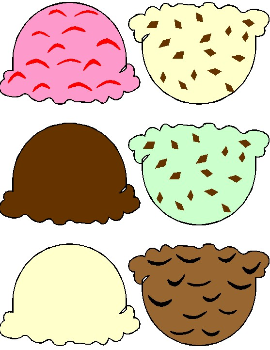 Ice cream cone printable maxwellsz