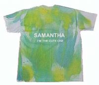 Image of Tie Dye Tee Shirt