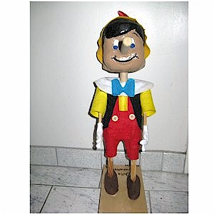 Image of How To Make A Pinocchio Statue