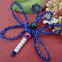 Image of Make A Pipe Cleaner and Bead Bracelet