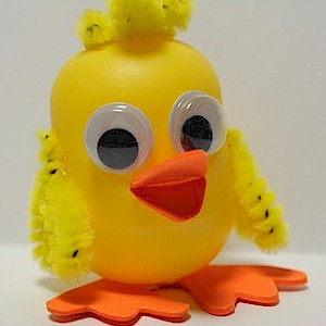 Image of Plastic Egg Duck