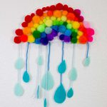 Rainy Day Rainbow Craft