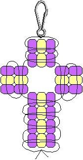 pony-bead-cross-necklace-pattern