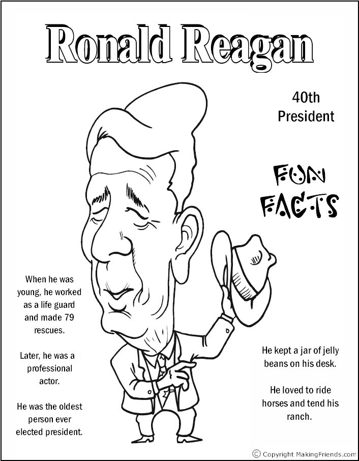 president coloring pages - photo#21