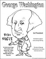 Image of Presidents Coloring Pages