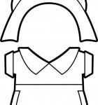 printable-buddy-pilgrim-girl-bw[1]