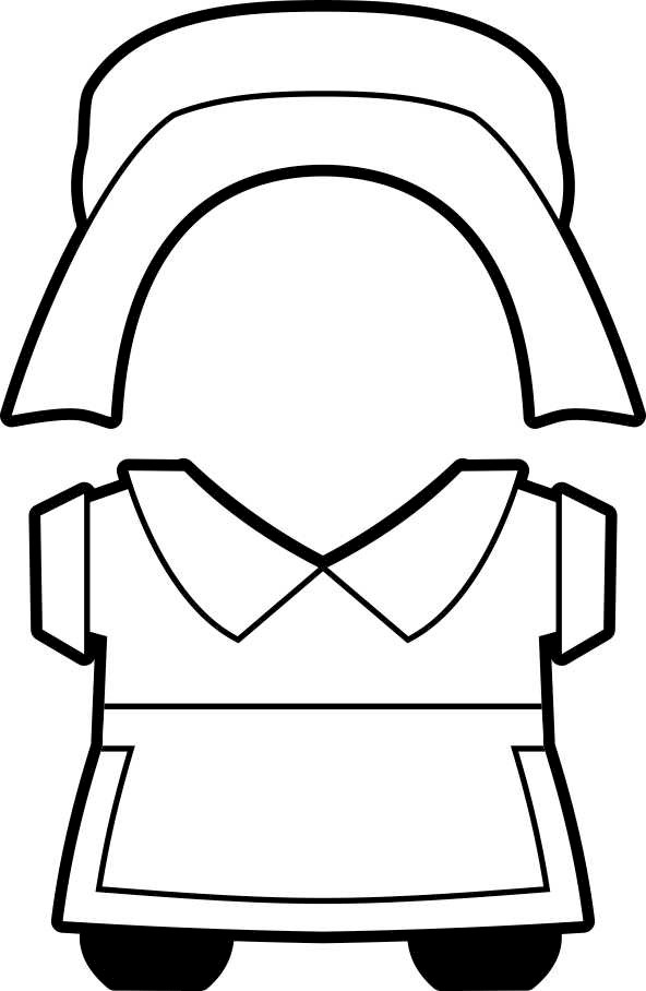 printable-buddy-pilgrim-girl-bw[1]
