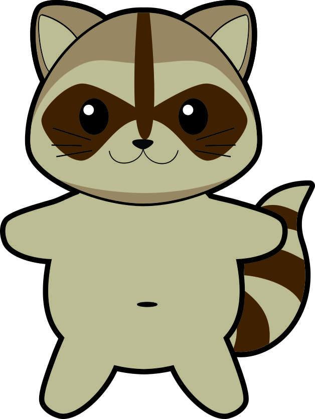 printable-buddy-raccoon-color