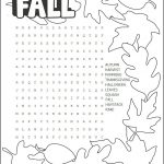 graphic regarding Fall Word Search Printable identify Printable September Phrase Glance