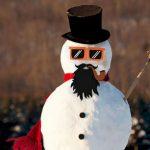 Printable Snowman Props