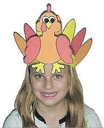Printable Turkey Hat