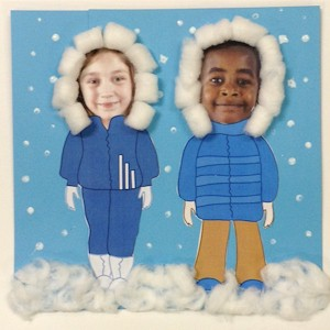 Image of Printable Winter Clothes For Photos