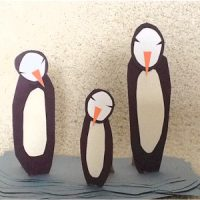 Image of Beaded Penguin