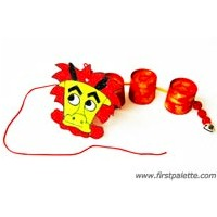 Image of Dragon Puppet