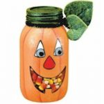 Pumpkin In A Jar