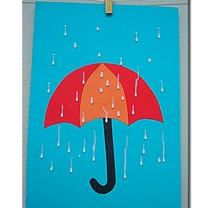Raindrop Umbrella