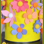 Recycled Flower Container