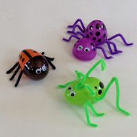 Image of Recycled Spooky Spider