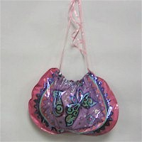 Recycled Mylar Balloon Tote