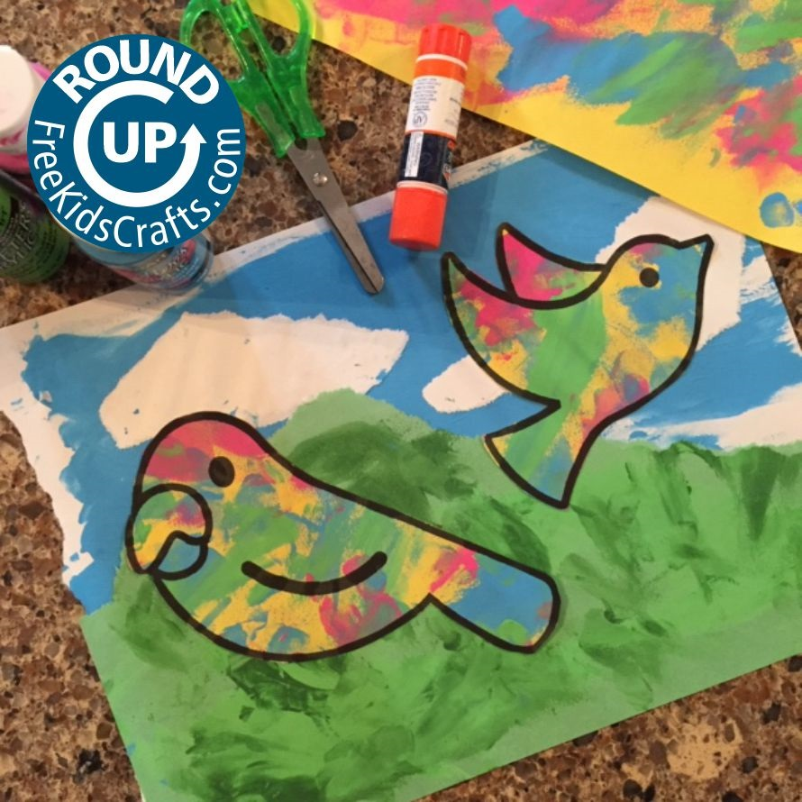 Roundup of crafts from recycled materials for preschoolers
