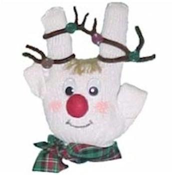 Image of Reindeer Garden Glove