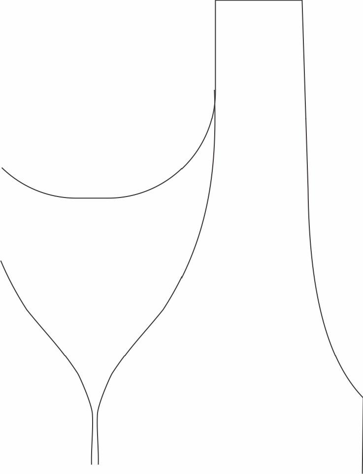 picture regarding Printable Vest Pattern referred to as Retro Paper Bag Vest