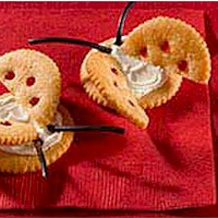 Image of Funny Face Cheese Crackers