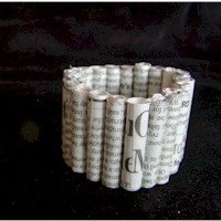 Image of Soda Can Tab Belt