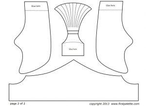 Image of Printable Roman Helmets