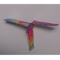 Image of Clothespin Airplane