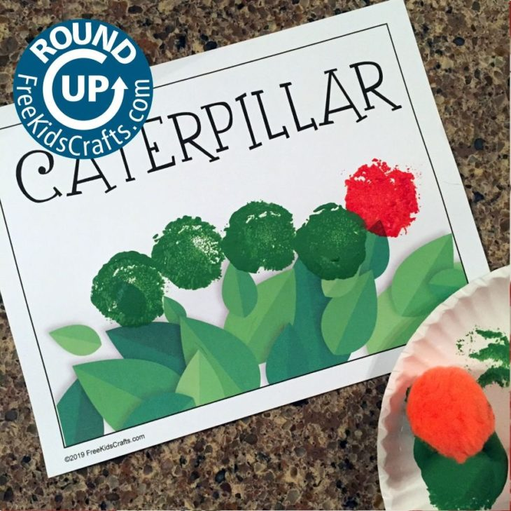 Preschool Book Crafts and Activities Roundup