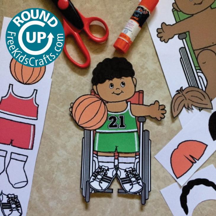 Diversity Awareness Crafts and Activities Roundup