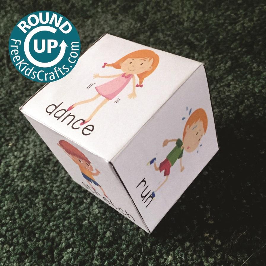 Round up of healthy exercise activities for preschoolers