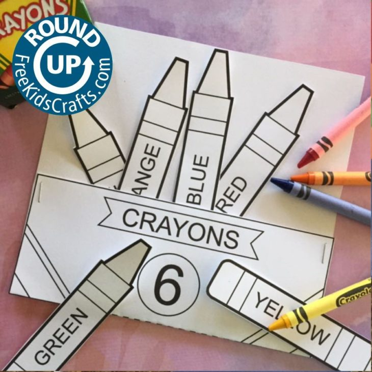 Back To School Crafts and Activities Roundup