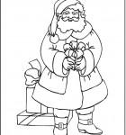 santa-coloring-page