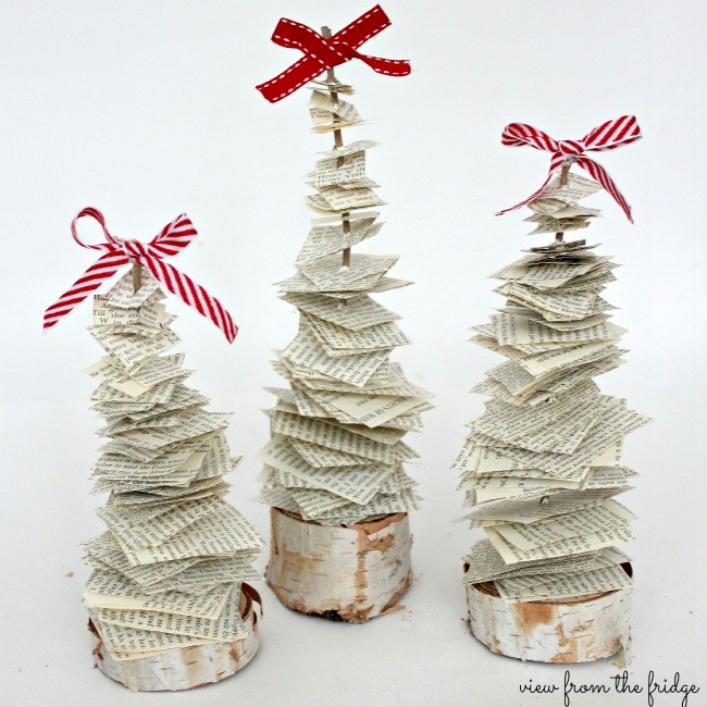 Image of Scrap Paper Tree