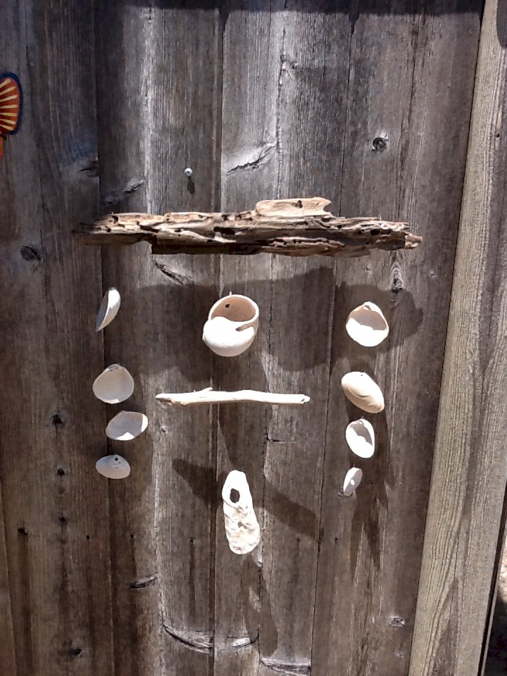 Image of Sea Shell Wind Chime