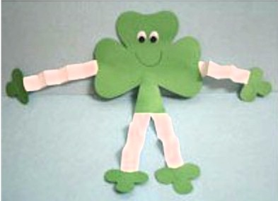 Image of Shamrock Man