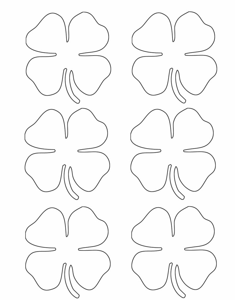 shamrock-wreath-pattern